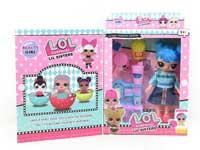 8inch Doll Set(4S)