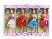 11inch Doll Set(8in1)