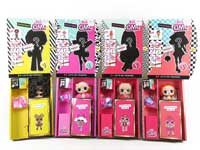 9inch Surprised Doll Set(4S)