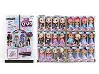 3.5inch Surprise Doll(24pcs)