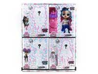 6inch Surprise Doll(8pcs)