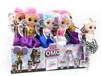 7inch Surprise Doll(18pcs)