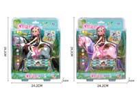 6inch Doll Set(2C)