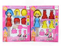 9inch Doll Set(3S3C)