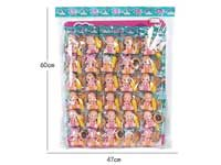 Doll Set(30in1)