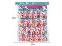 5inch Doll Set(20in1)