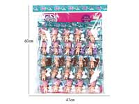 Doll Set(25in1)