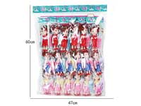 Doll Set(18in1)
