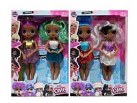 9inch Doll Set(2in1)
