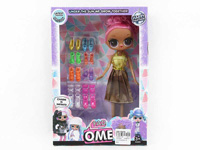 9inch Doll Set(4S) toys