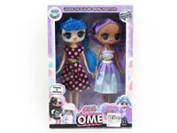 9inch Doll(2in1) toys