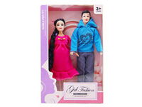 11.5inch Doll Set(2in1) toys