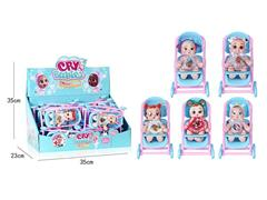 Crying Baby & Go-Cart(16in1) toys