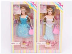 11.5inch Doll Set(2S) toys