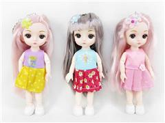 6inch Doll(3in1) toys