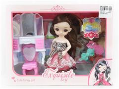 6inch Doll Set(2S) toys