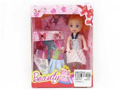 3inch Doll Set toys