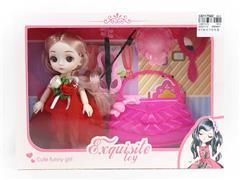 6inch Doll Set toys
