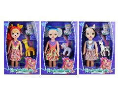 16inch Doll Set(3S) toys
