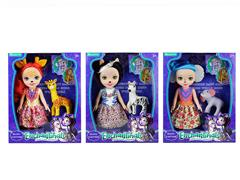 12inch Doll Set(3S) toys
