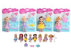 5.5inch Princess Set toys