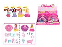 Princess Set(6in1) toys