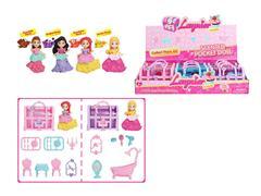 Princess Set(9in1) toys