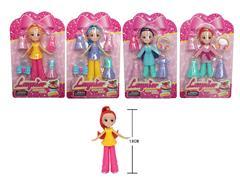7inch Doll Set toys