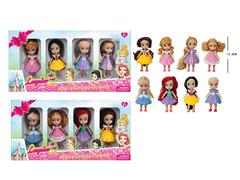 5.5inch Princess(4in1) toys