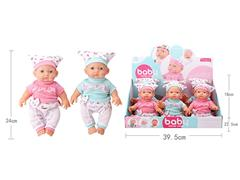 24CM Doll(6in1) toys