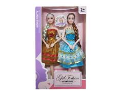 11inch Doll(2in1) toys