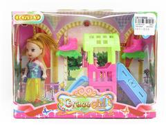 3.5inch Doll Set toys
