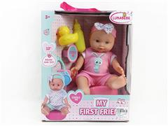 12inch Moppet Set toys