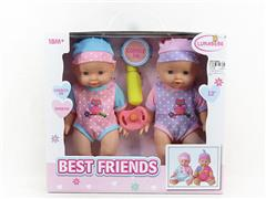 12inch Moppet Set(2in1) toys