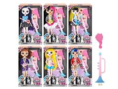 9inch Doll Set(6S) toys