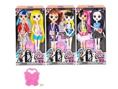 9inch Doll Set(3S) toys