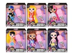 6inch Doll Set(6S) toys