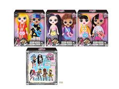 6inch Doll(2in1) toys