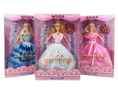 11.5inch Doll Set(3S) toys