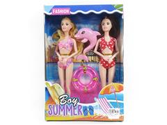 11inch Doll Set(2in1) toys