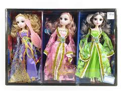 12inch Doll Set(3in1) toys