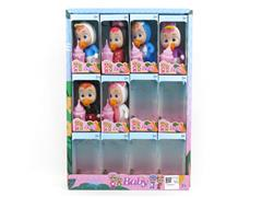 4.5inch Doll Set(24in1) toys