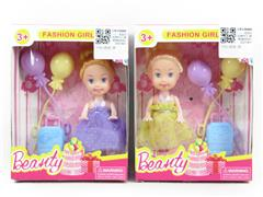 3inch Doll Set(2S) toys