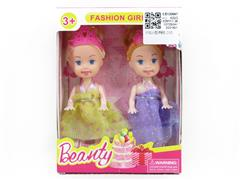 3inch Doll(2in1) toys