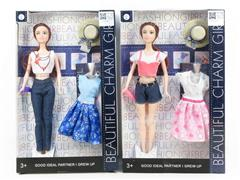 11inch Doll Set(2S) toys