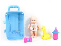 Brow Moppet Set(4S) toys