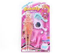 11.5inch Empty Body Doll Set toys