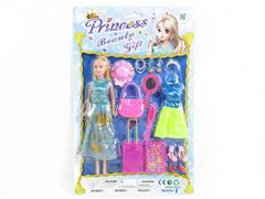 Empty Body Doll Set toys
