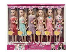 11inch Empty Body Doll(12n1) toys