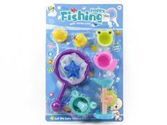 Fish Salvage Set toys